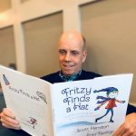 Scott Hamilton Children's Book Reading of Fritzy Finds a Hat