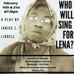 Who Will Sing for Lena