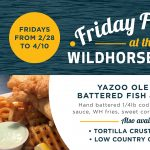 (CANCELLED) Friday Fish Fry