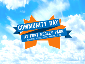 Community Day at Fort Negley Park