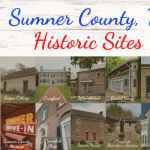 (RESCHEDULED) Sumner County's Historic Sites Kickoff