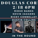 Ricky Connelley hosts Ridge Banks, Kevin Jaggers and Dustin Collins
