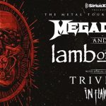 (RESCHEDULED) Megadeth with Lamb of God and more!