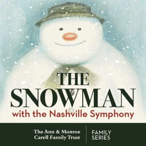 (POSTPONED) The Snowman & Holiday Favorites