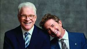 (POSTPONED) Steve Martin and Martin Short