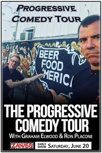 CANCELLED - The Progressive Comedy Tour w/ Graham ...
