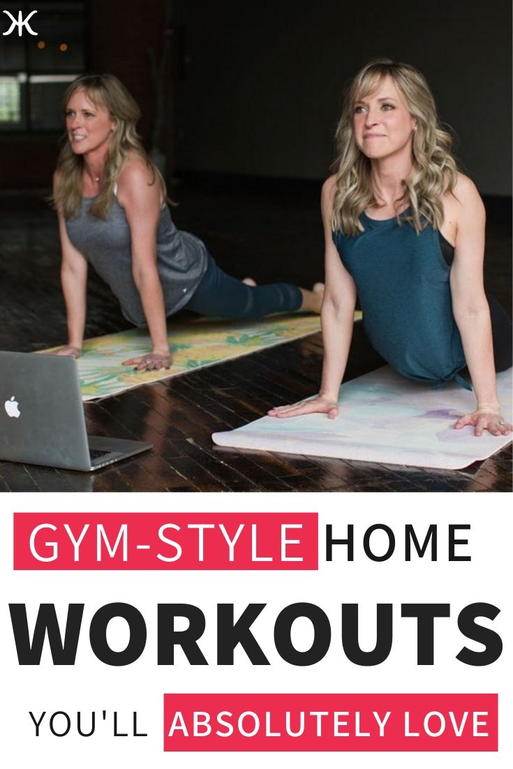 Gym-Style Workouts at Home
