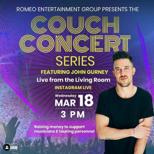 Couch Concert Series