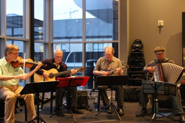 (CANCELLED) Music at the Frist - Contrarian Ensemb...