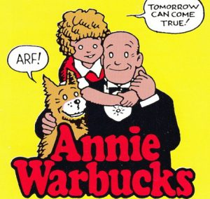 (CANCELLED) Annie Warbucks Musical