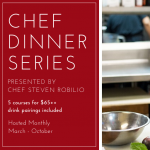 Chef Dinner Series