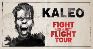 (RESCHEDULED) Kaleo w/Matt Maeson and Belle Mt.