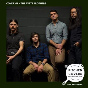 Kitchen Covers with Drew Holcomb