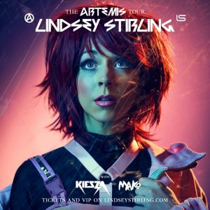 (RESCHEDULED) Lindsey Stirling w/Kiesza and Mako