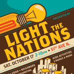 (CANCELLED) Light The Nations