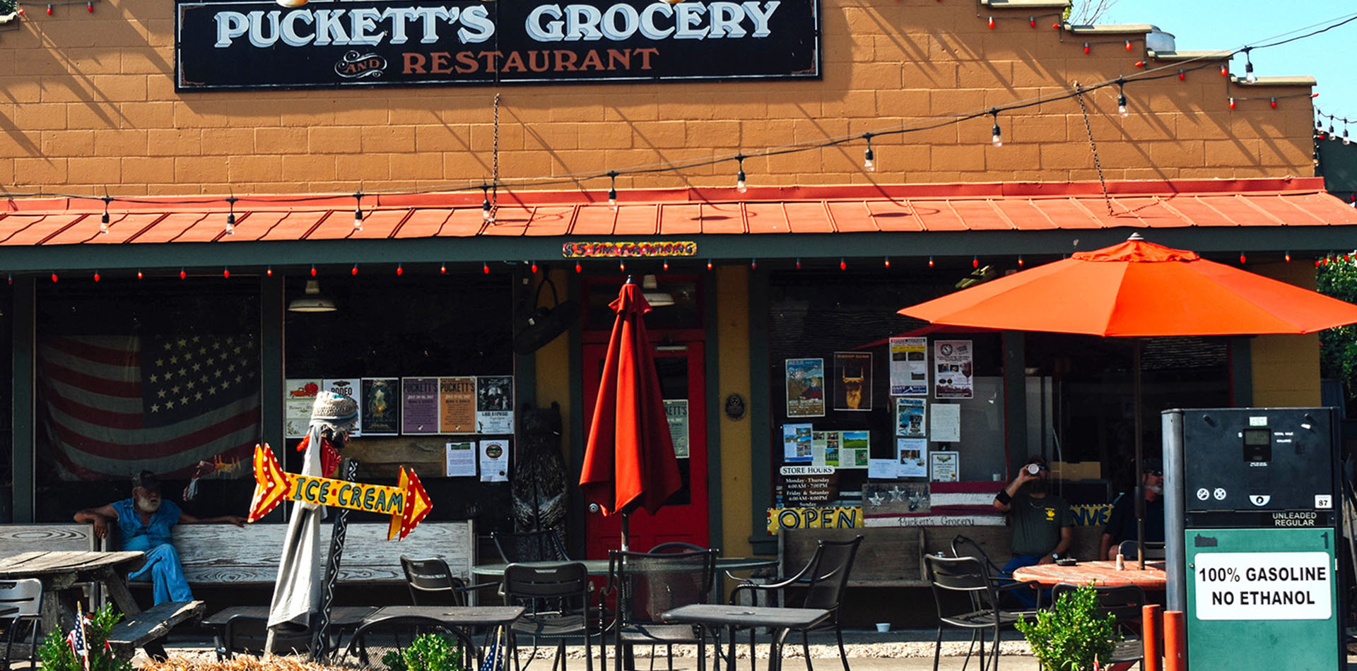 Featured: Puckett's