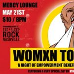 (CANCELLED) Womxn To The Front: A Night of Empowerment