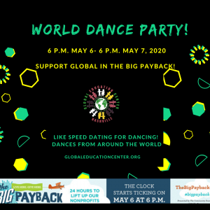 Big Payback Virtual World Dance Party