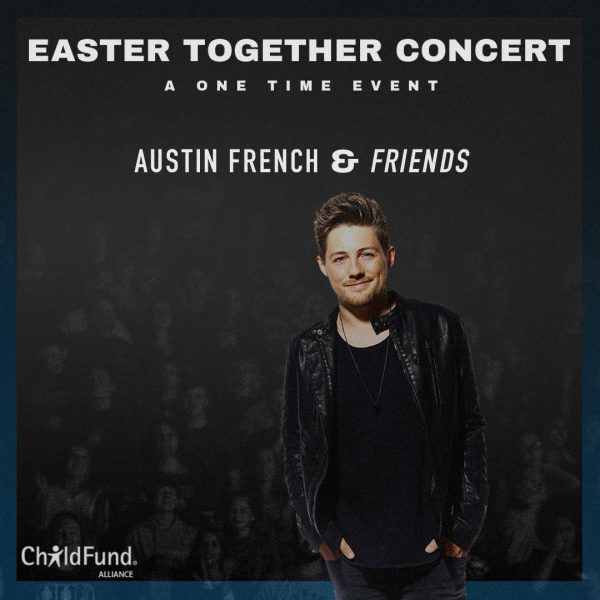 Austin French and Friends: Easter Together Concert...