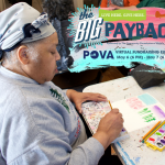 POVA's Virtual Art Demos #BigPayback
