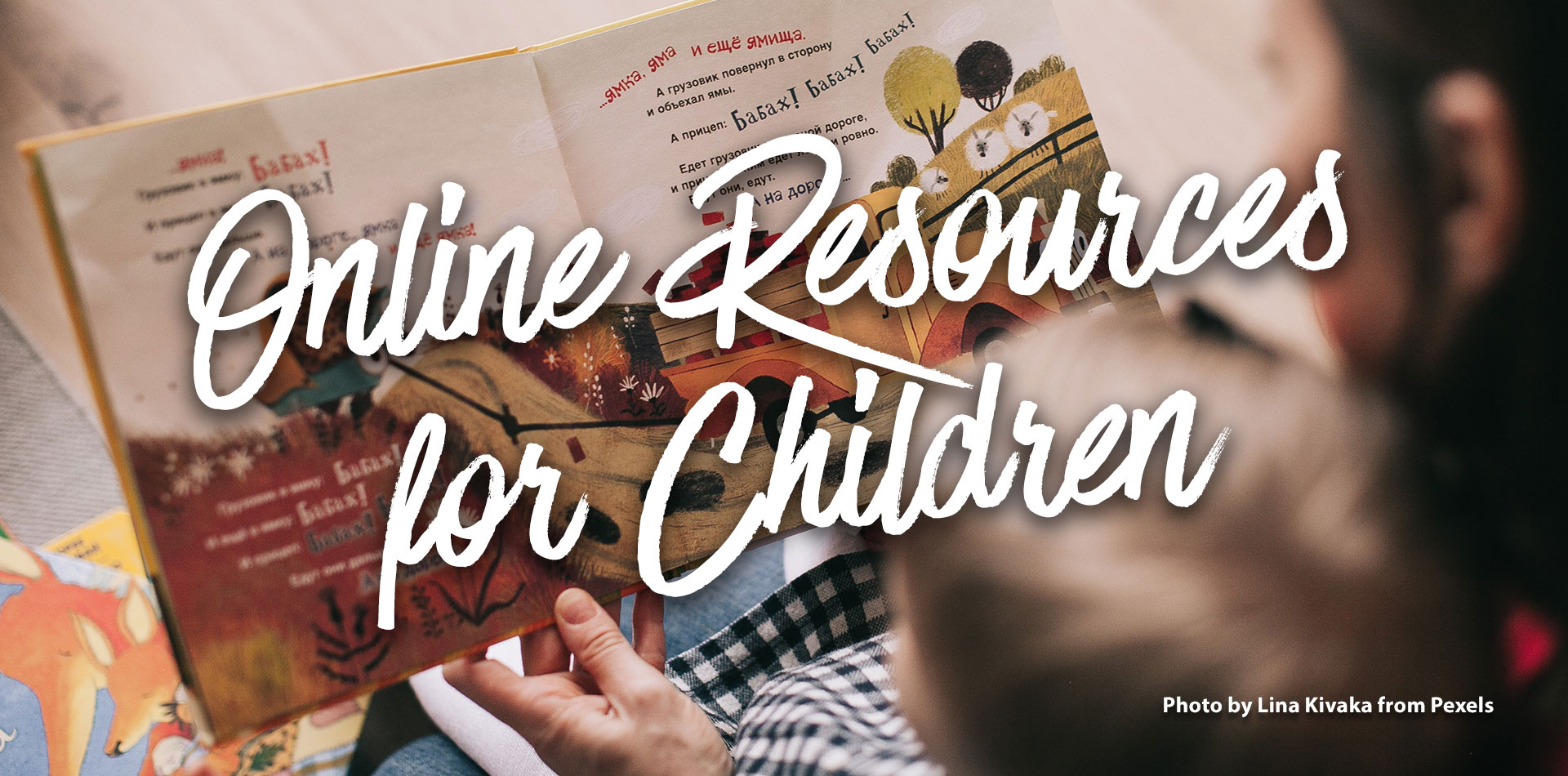 Online Resources for Children