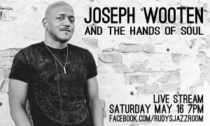 Joseph Wooten and The Hands Of Soul Live Stream