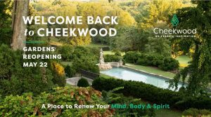 Welcome Back to Cheekwood