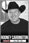 RESCHEDULED - Rodney Carrington