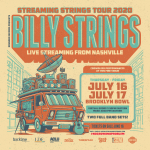 Billy Strings Live Streaming from Nashville