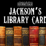 Jackson's Library Card: Virtual Book Club