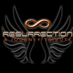 RESCHEDULED - RESURRECTION: A JOURNEY TRIBUTE