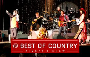 """""""The Best of Country"""" Dinner & Show"""
