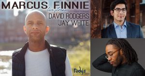 Marcus Finnie Live Stream featuring David Rodgers ...