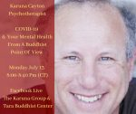 COVID-19 & Your Mental Health