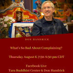 What's So Bad About Complaining?
