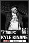 POSTPONED - Kyle Kinane