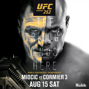 (CANCELLED) UFC 252 Viewing Party