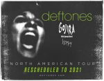 (RESCHEDULED) Deftones