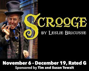 CANCELLED- Scrooge!