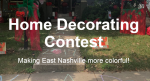 Tomato Art Fest: Home Decorating Contest