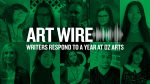 Art Wire: Writers Respond to a Year at OZ Arts