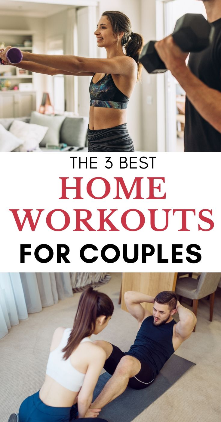 3 Best Home Workouts for Couples