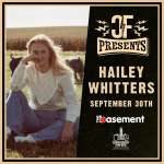 Country Fuzz Presents: Hailey Whitters