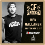 Country Fuzz Presents: Ben Gallaher