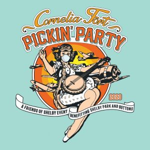 (CANCELLED) Cornelia Fort Pickin' Party