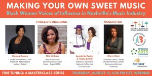 Making Your Own Sweet Music: Black Women Voices of...