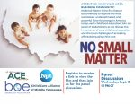 No Small Matter: Screening and Panel Discussion