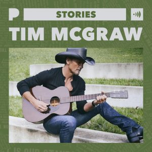 Pandora Stories: Tim McGraw