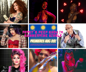 Patsy's Peep Show IV: Burlesque Summertime Sizzle