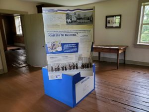 Rightfully Hers: Women's Suffrage Pop-Up Display E...